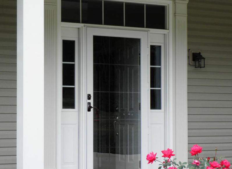 Aluminum Storm Doors Philadelphia Guida Door Amp Window