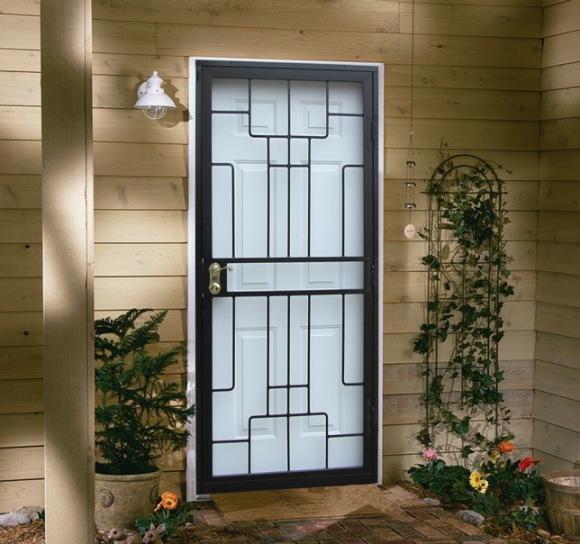 & Steel Security Storm Doors Philadelphia | Guida Door u0026 Window