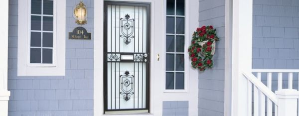 & Steel Security Storm Doors Philadelphia | Guida Door \u0026 Window