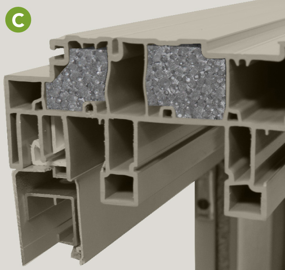 Insulated Frame Core