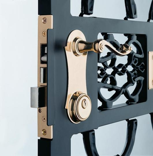 Heavy Duty Mortise Lever Lock